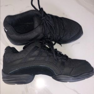 Capezio Girls Hip Hop Dance Shoes